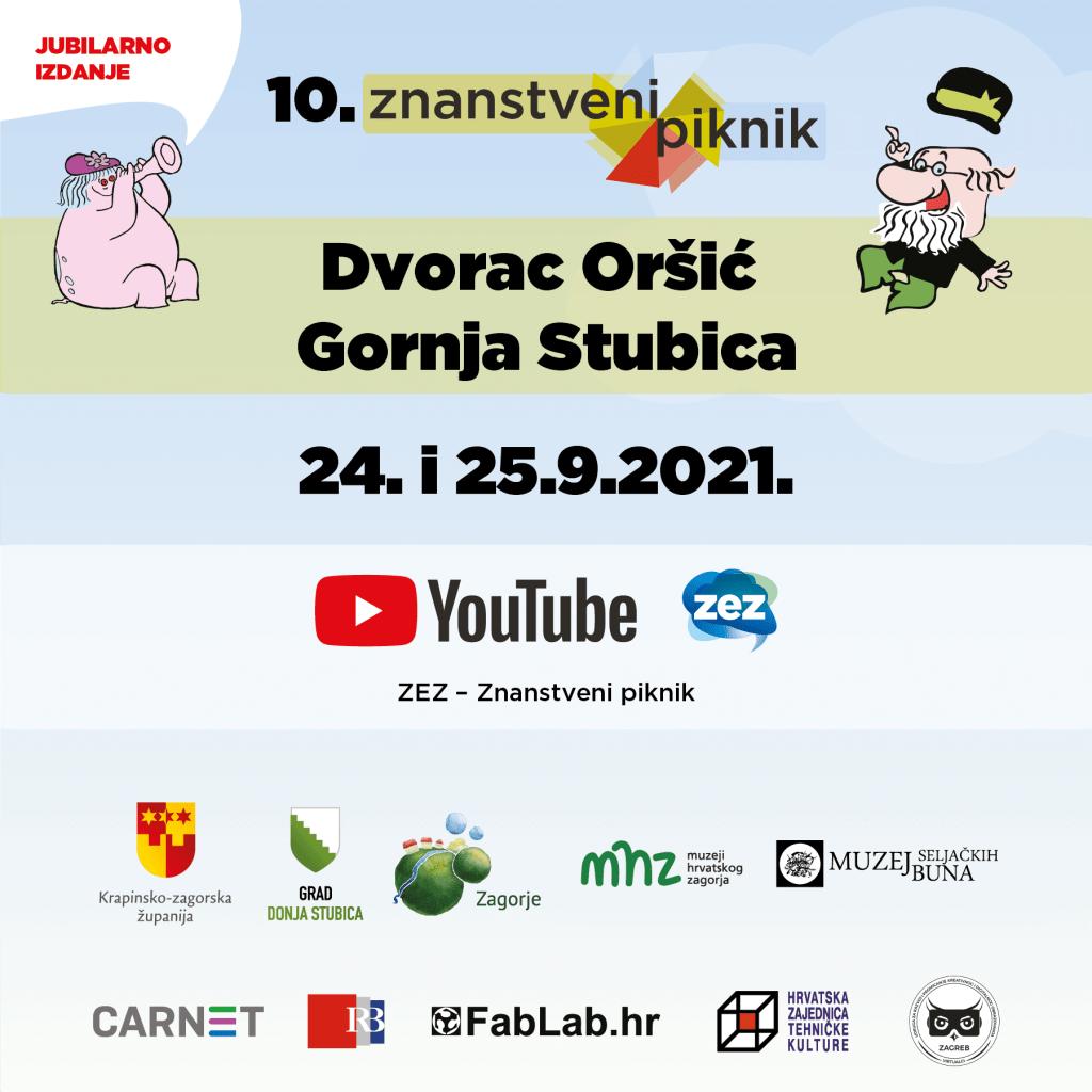 Znanstveni piknik 2021
